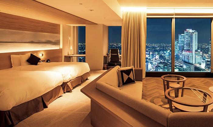 【都内一度は泊まりたい高級ホテル】|厳選3選