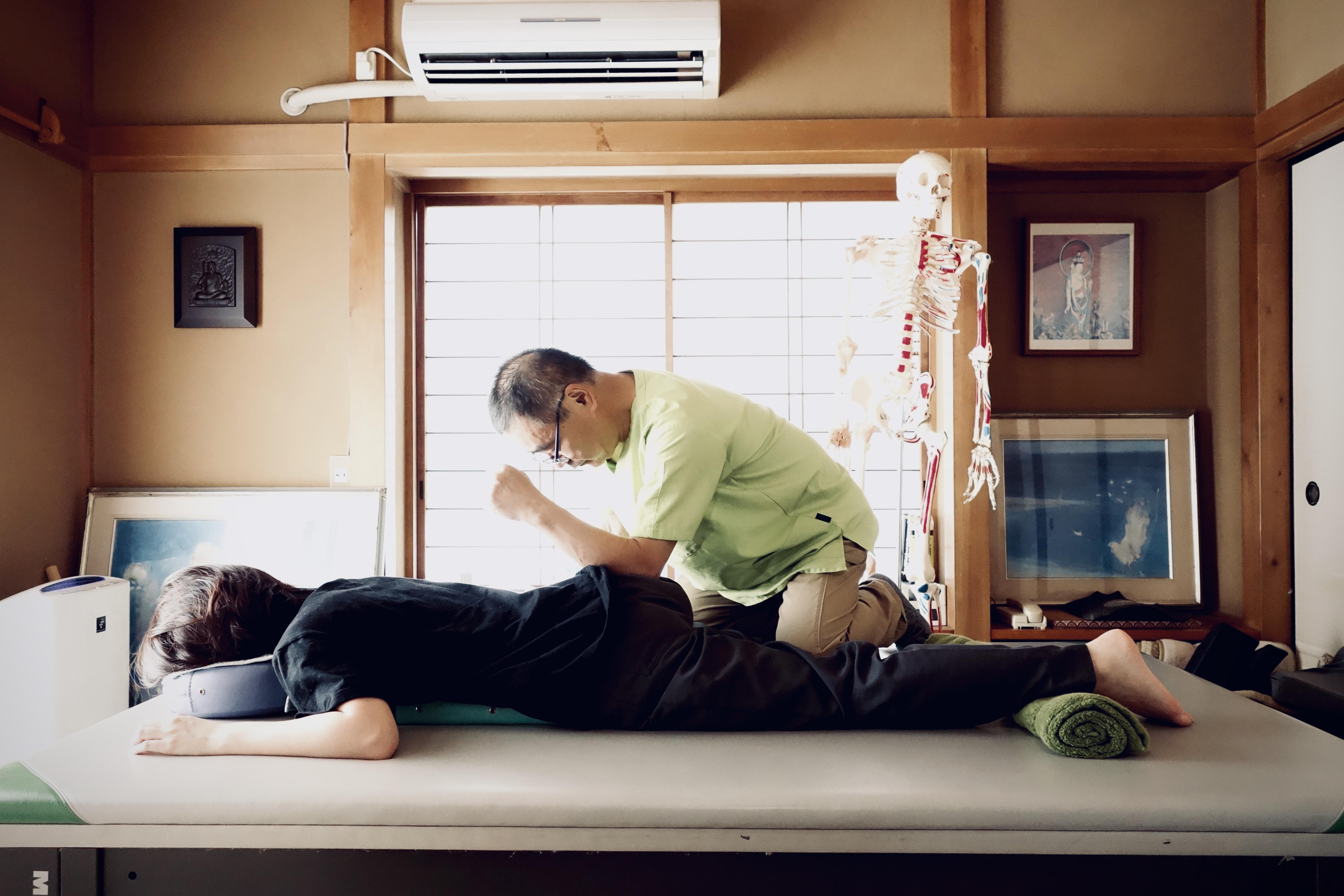 【短期決戦。腰痛に特化した治療プランにより原因を徹底追求!】整体室・欣令 |西武立川